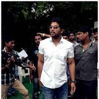 Allu Arjun - Kotha Janta Movie Opening Photos