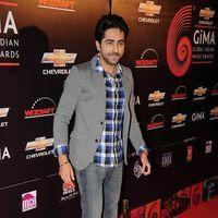 Ayushman Khurana - Celebs at Global Indian Music Awards 2012 - Stills