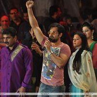 Emraan Hashmi - Bollywood Celebs at Dahi Handi event - Photos