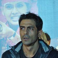 Arjun Rampal - Launch of Prakash Jha's Film Chakravyuh - Photos