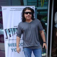 Sajid Khan - Song recording for forthcoming film Himmatwala - Photos | 214437