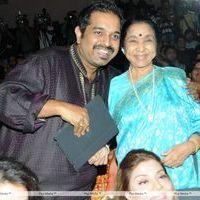 Shankar Mahadevan - Music Industry Pays Tribute to Asha Bhosle For 80 Years - Photos