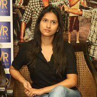 Pooja Welling - Ravi Kissen With Cast Of Jeena Hai Toh Thok Daal At  Press Meet - Stills