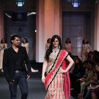 Zareen Khan - India Bridal Fashion Week Day 5 - Stills