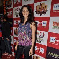 Mallika Sherawat - Promotion the film Kismat Love Paisa Dilli at Big FM - Photos