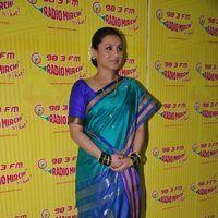 Rani Mukerji - Rani Mukerji Promotes Aiyyaa at Red FM Studio - Photos