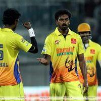 Vikranth Santhosh - CCL3- Chennai Rhinos vs Bengal Tigers Match Photos