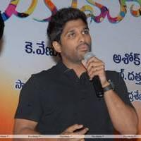 Allu Arjun - Sukumarudu Movie Triple Platinum Disc Function Pictures
