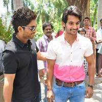 Sukumarudu Movie Triple Platinum Disc Function Pictures